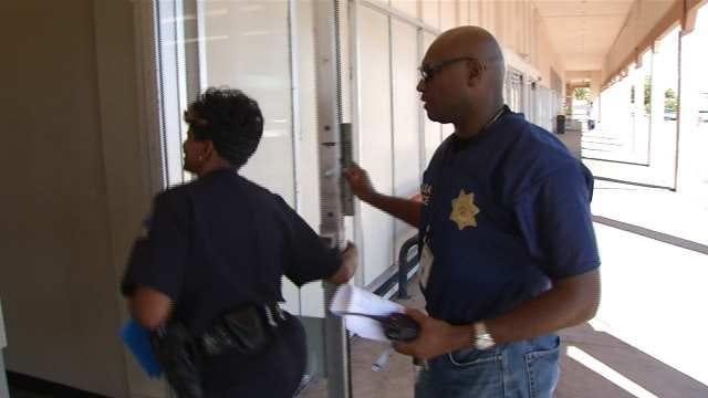 Detectives Go Door-To-Door To Help Local Businesses Prevent Crime