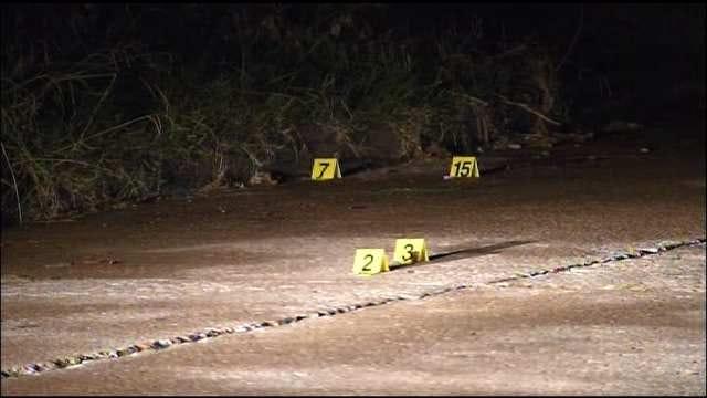 Police: Man Shot Six Times In North Tulsa