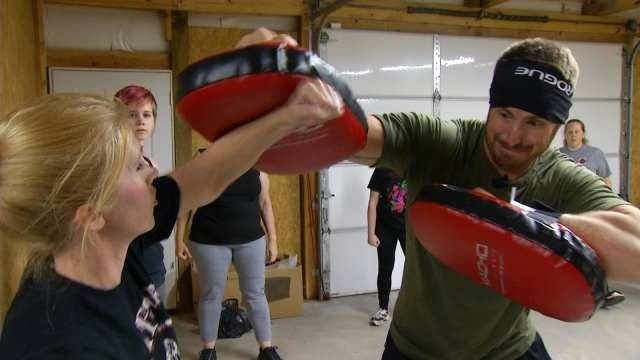 Self-Defense Classes Arm Green Country Women Against Violent Attackers