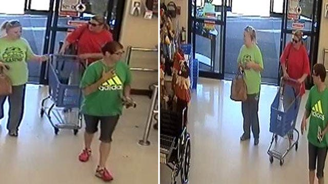Tulsa Police Try To Identify Suspects In Craft Store Thefts