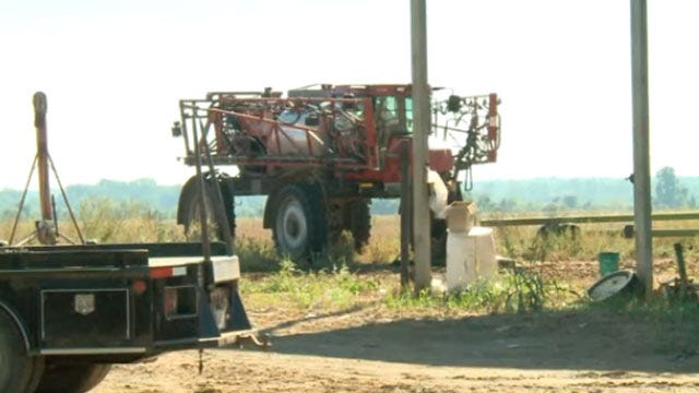 LeFlore County Farmers Offer Reward In Vandalism Case