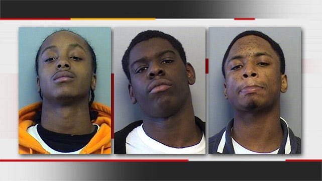 Three Tulsa Teens Ordered To Stand Trial In Murder Of Truck Driver