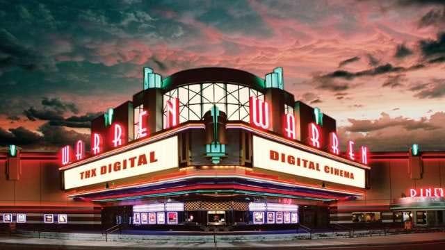 Warren Theatres Breaks Ground In Broken Arrow