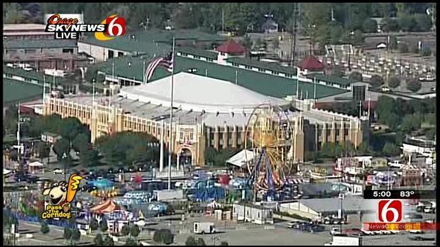 News On 6 Visits The Tulsa State Fair