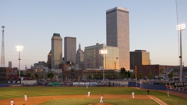 Big 12 Baseball Tournament Coming To Tulsa In 2015
