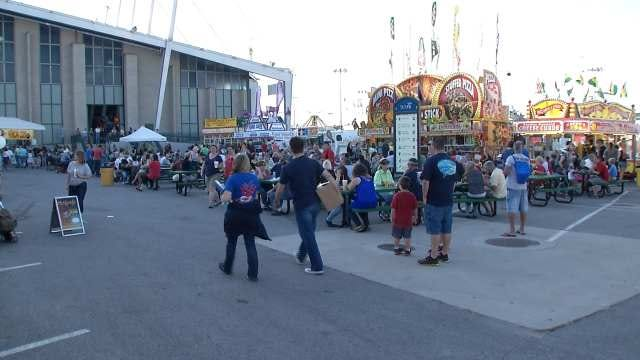 In Case Of Severe Weather, The Tulsa State Fair Is Ready