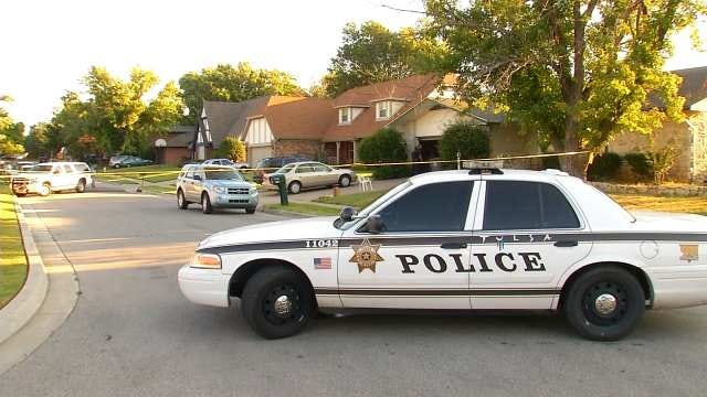Police: Army Reservist Shot, Killed In Robbery At His Tulsa Home