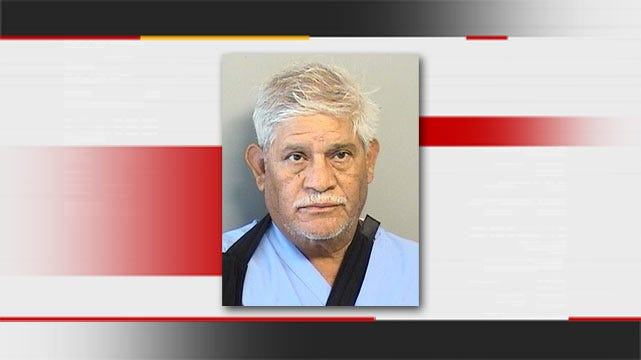 Tulsa Man Sentenced For Killing His Wife In 2012