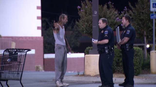 Tulsa Police Arrest Suspect In Robbery Of Homeless Man