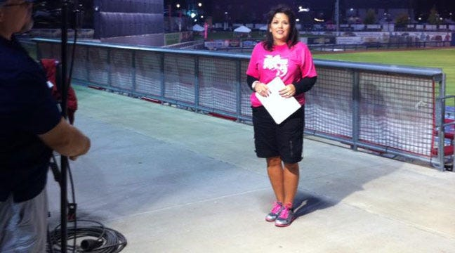 Breast Cancer Survivors Celebrate Their Journey At Race For The Cure