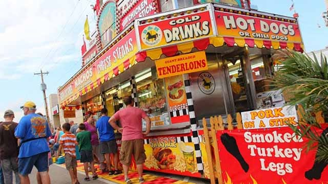 Food Inspections Continue At Tulsa State Fair