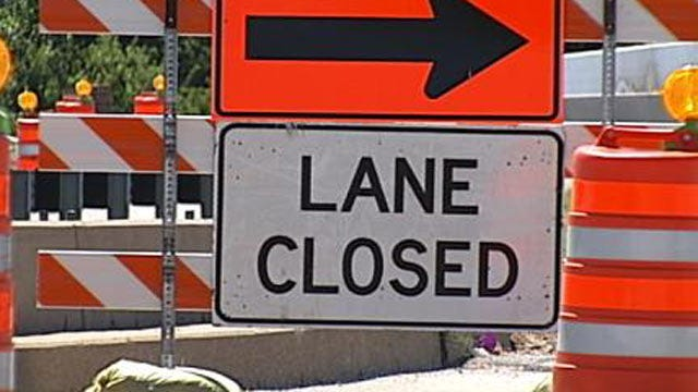 Another Tulsa Street Closed Due To I-44 Widening Project