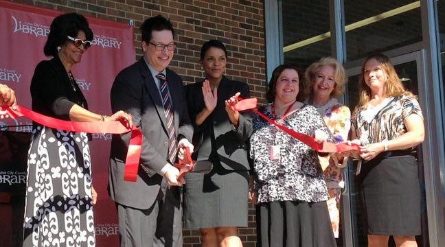 Tulsa Librarium Opens Doors, Genealogy Library Relocated