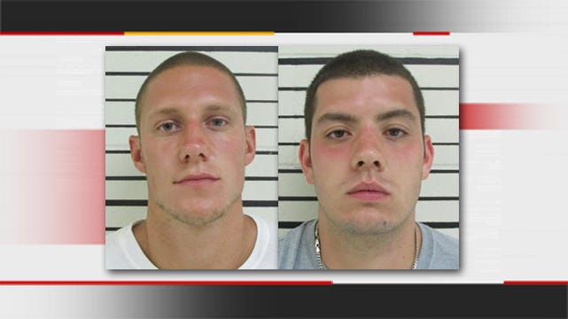Two Men Accused Of Rape At Illinois River Campground