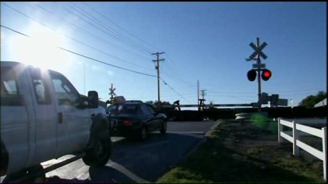 Claremore Planning To Elevate Train Track
