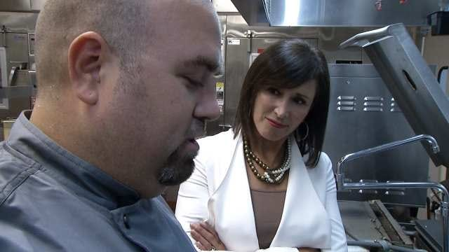 Tulsa Chef Leaves Country Club Behind To Feed The Hungry