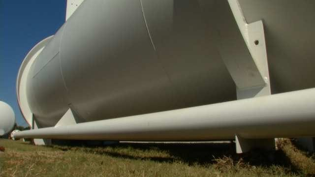 Internet Giant Donates Huge Tanks To Shelter Tiny Oklahoma Town