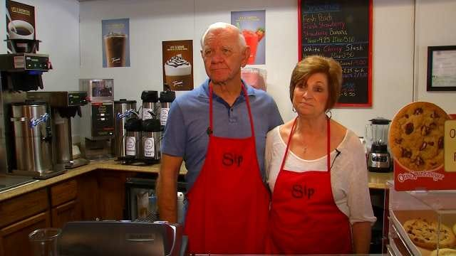 Jenks Couple Decides Retirement Is More Than Sipping Coffee