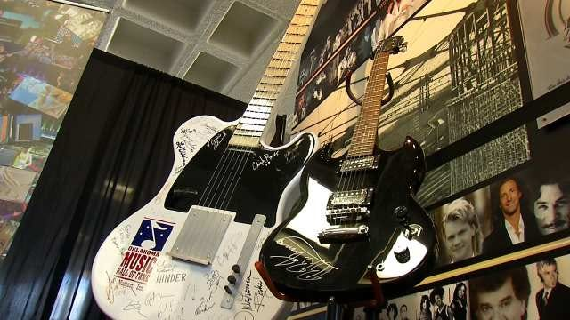Oklahoma Music Hall Of Fame Inducts 2013 Class
