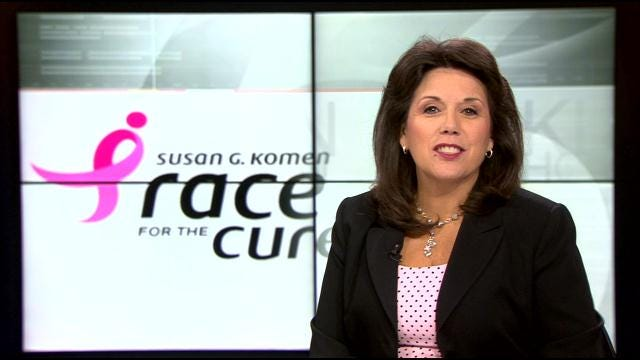 Register Now For This Year's Susan G. Komen Race For The Cure