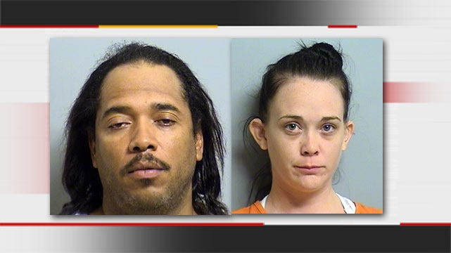 Oklahoma City Couple Faces Federal Sex Trafficking Indictment