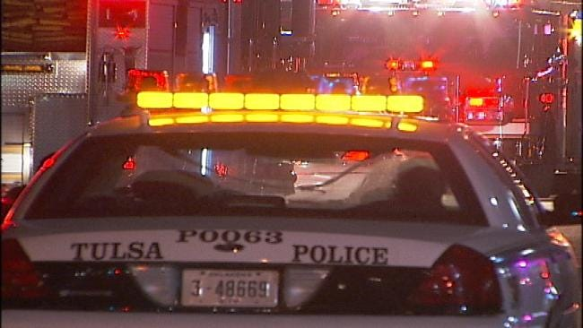 Tulsa Police: Driver Killed When Her Car Hits Parked Van
