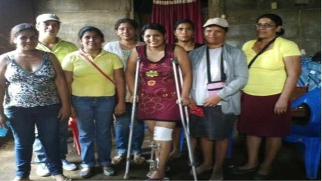 Nicaraguan Woman Saved By Oklahoma Generosity