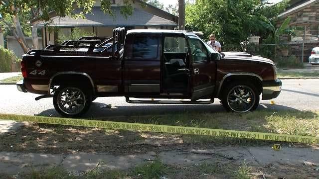 Shooting At Admiral And Rockford Sends Man To Tulsa Hospital