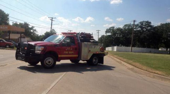 Yale Residents Return Home After Natural Gas Line Rupture