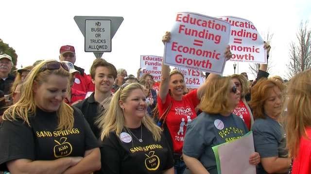 Tulsa Public Schools Superintendent: Legislature Should Increase School Funding