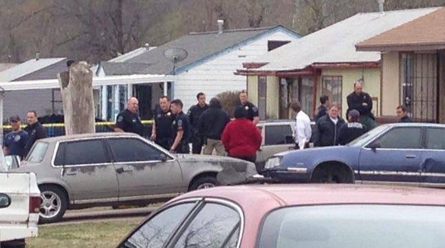Two Hurt, One In Custody In Tulsa Shooting
