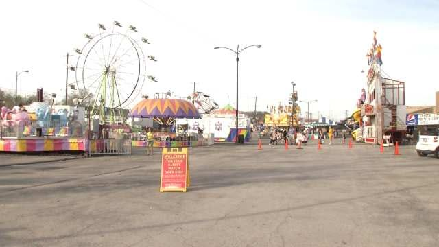 Crystal City Carnival Returns To Tulsa's Route 66
