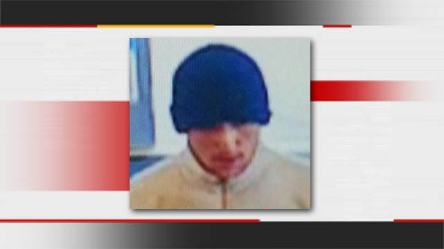 Owasso Police Search For Man They Say Robbed CVS Pharmacy