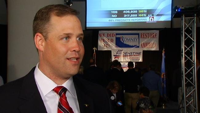 Bridenstine To Run Unopposed For Congressional Seat