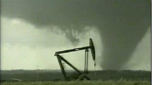 Oklahoma In The Midst Of Tornado 'Drought'
