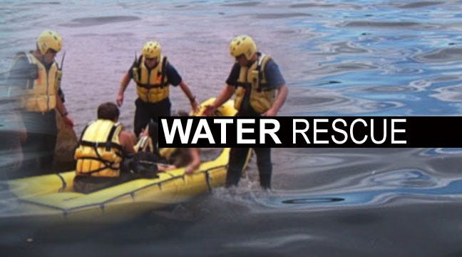 Boat Capsizes On Grand Lake; 4 Rescued Within Minutes