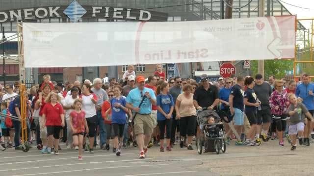 Tulsa Heart Walk Raises $900K For Health