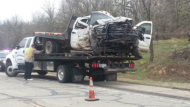 OHP: Driver Killed In Head-On Crash Southwest Of Mannford