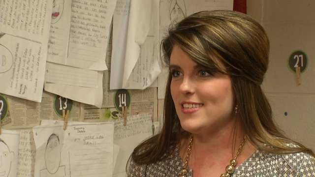 Union Teacher Uses 'Frozen' To Inspire Students For State Tests