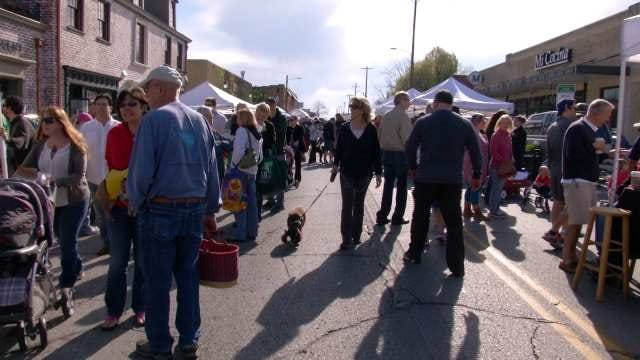 Cherry Street Farmers Market Ask For Pets To Stay Home