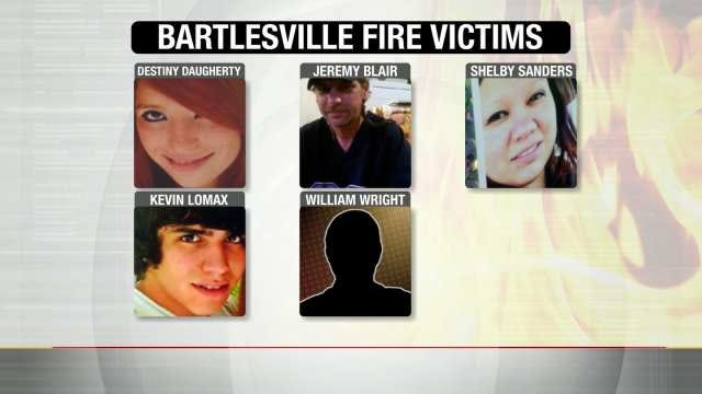 Family Of Bartlesville Fire Victim Ready For Investigation To End