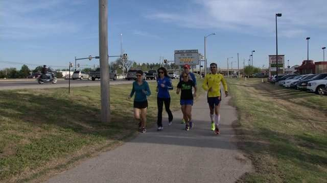 Tulsa Runners Prepare For Emotional Trip To Boston Marathon