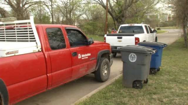 Police Recover Two Trucks Stolen From Tulsa Construction Site