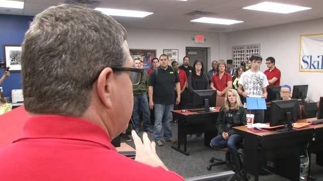 Tulsa Teens Help Investigators In Undercover Sting