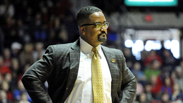 University Of Missouri Confirms Frank Haith Leaving For Tulsa