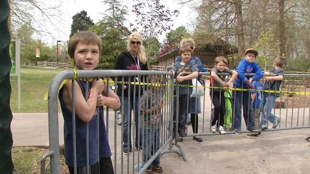 Zoo Prepares To Welcome Tulsans To 'Zoorassic Park'