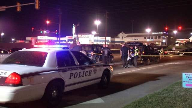 Shots Fired After Tulsa Road Rage Incident Put Kids In Danger