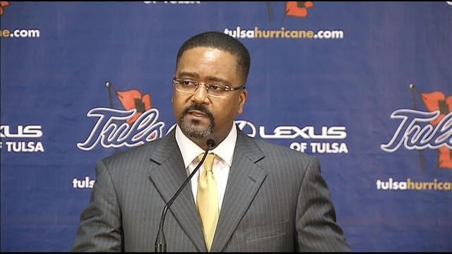 TU Announces Frank Haith As New Head Basketball Coach