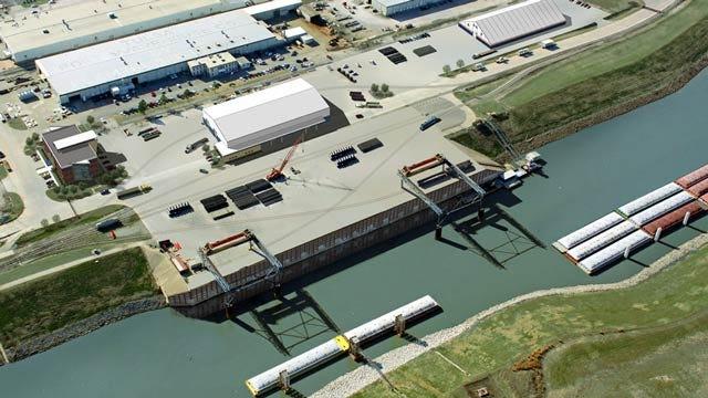 Port Of Catoosa Begins Work On Major Dock Renovation Project