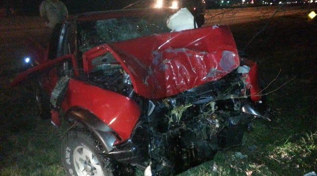 Sand Springs Man Dies When Truck Runs Off I-44